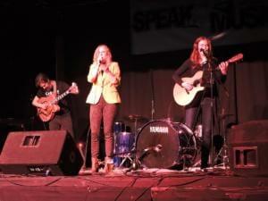 Chloe Watkinson, SPEAK Music Be Kind Festival, Toronto, ON