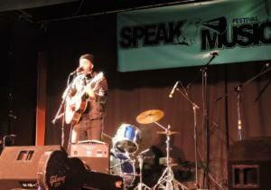 Conor Gains, SPEAK Music Be Kind Festival, Toronto, ON