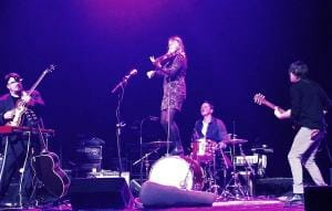 Melissa Payne, 24 November 2018, Sanderson Centre, Brantford, ON
