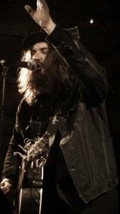 Lee Harvey Osmond, 9 February 2019, Mule Spinner, Hamilton, ON