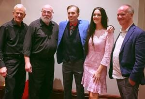 Jim Clayton Quartet, 15 April 2019, Sanderson Centre, Brantford, ON