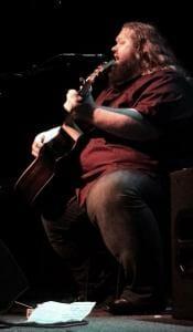Matt Andersen, 9 June 2019, Jammin' Java, Vienna, VA