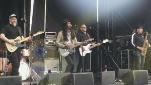 Julian Taylor Band, 16 June 2019, Sound of Music Festival, Burlington, ON