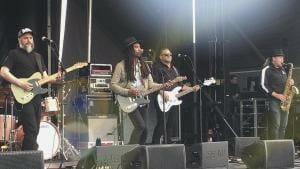 Julian Taylor Band, 16 June 2019, Sound of Music Festival, Burlington, ON