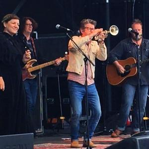 Skydiggers, 16 June 2019, Sound of Music Festival, Burlington, ON