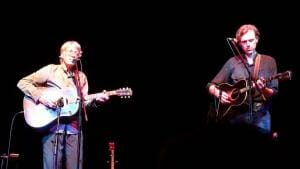 Joel and Bill Plaskett, 3 August 2019, Sawdust City Music Festival, Gravenhurst, ON