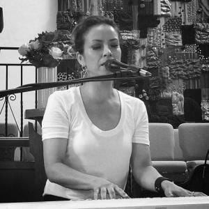 Emm Gryner, 3 August 2019, Sawdust City Music Festival, Gravenhurst, ON