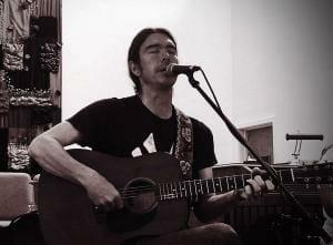 Jay Gilday, 3 August 2019, Sawdust City Music Festival, Gravenhurst, ON