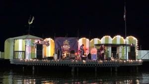 The Sadies, 4 August 2019, Sawdust City Music Festival, Gravenhurst, ON