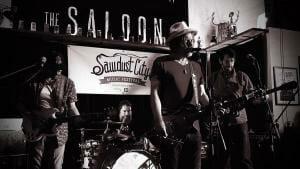 Stephen Stanley Band, 4 August 2019, Sawdust City Music Festival, Gravenhurst, ON