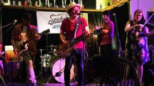 Stephen Stanley Band, 4 August 2019, Sawdust City Music Festival, Gravenhurst, ON