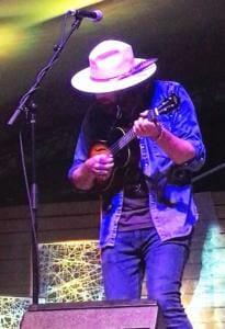 Matt Mays, 17 August, Jackson-Triggs Winery, Niagara-on-the-Lake, ON