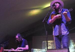 Matt Mays, 17 August, Jackson-Triggs Winery, Niagara-on-the-Lake, ON