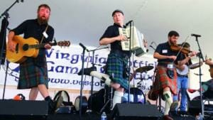 Steel City Rovers, 31 August 2019, Virginia Scottish Games, The Plains, VA