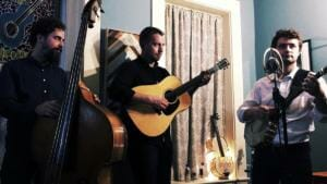 Slocan Ramblers, 21 September 2019, Chestnut House Concerts, Lancaster, PA