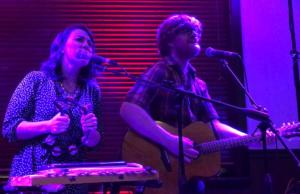 The Young Novelists, 6 March 2020, University Grille, Shippensburg, PA