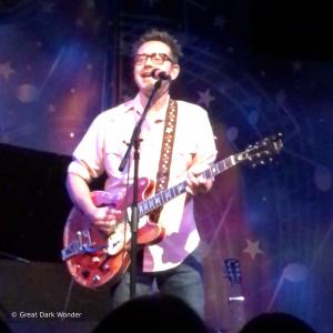 Danny Michel, 3 August 2018, Sawdust City Music Festival, Gravenhurst, ON