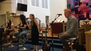Songwriters Circle, Sawdust City Music Festival 2018, Gravenhurst, ON