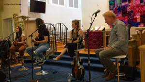 Songwriters Circle, Sawdust City Music Festival 2018, Gravenhurst, ON