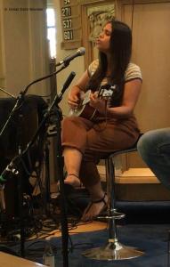 Lydia Persaud, Songwriters Circle, Sawdust City Music Festival 2018, Gravenhurst, ON