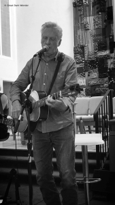 Russell DeCarle, Songwriters Circle, Sawdust City Music Festival 2018, Gravenhurst, ON
