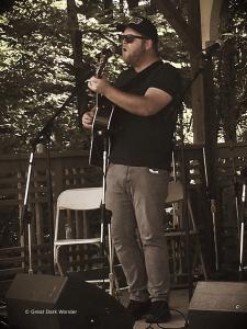Matthew Byrne, Philadelphia Folk Festival, 18 August 2018