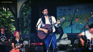 Jay Gilday, Philadelphia Folk Festival, 18 August 2018