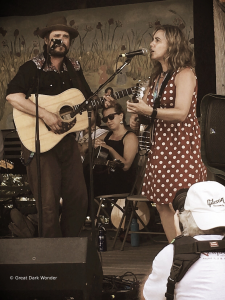 The Small Glories, Philadelphia Folk Festival, 18 August 2018