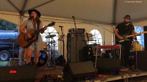 Melanie Brulee, Philadelphia Folk Festival, 18 August 2018
