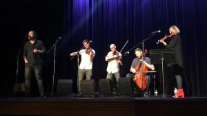 The Fretless, 6 October 2018, Carroll Arts Center, Westminster, MD