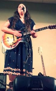 Abigail Lapell, 19 May 2018, Acoustic Harvest, Toronto, ON