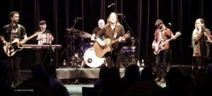 Alan Doyle, 20 April 2018, Sellersville Theatre, Sellersville, PA