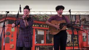 Qristina and Quinn Bachand, 24 September 2017, Celtic Classic, Bethlehem, PA