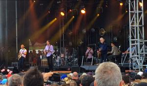 Blue Rodeo, Historic Homecoming, 2 July 2017, Butlers Barracks