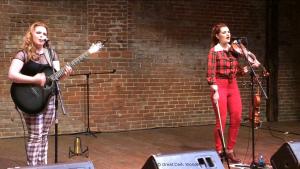 Cassie & Maggie, 24 September 2017, Celtic Classic, Bethlehem, PA