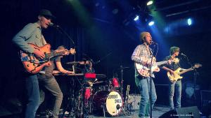 Current Swell, 9 April 2018, Jammin' Java, Vienna, VA