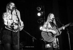 The Cedar Sisters, EcoFolk 2018, Aeolian Hall, London, ON, 25 March 2018