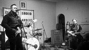 Elliott BROOD, Avening Community Centre, Creemore, ON, 28 October 2017