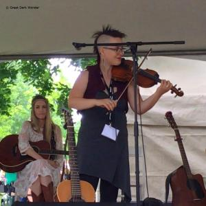 Raine Hamilton, 21 July 2018, Home County Music & Art Festival, London, ON