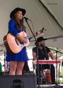 Melanie Brulee, 17 July 2018, Home County Music & Art Festival, London, ON