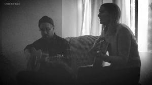 Julie Neff and Ben Doerksen, 28 April 2018, Eclectic Comfort House, Toronto, ON