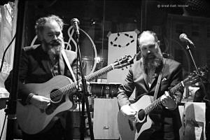 Karpinka Brothers, Musikki Cafe, Kingston, ON, 4 November 2017