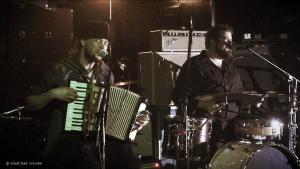 The Mayhemingways, 17 February 2018, Tweedsmuir Tavern, Tweed, ON