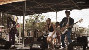The Savilles, 9 June 2018, Toronto, ON