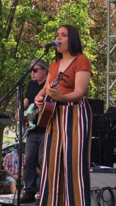 Lydia Persaud, 16 June 2018, Sound of Music Festival, Burlington, ON