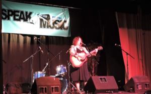 Kim Doolittle, SPEAK Music Be Kind Festival 2020, Toronto, ON