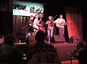 Barrel Boys, SPEAK Music Be Kind Festival 2020, Toronto, ON