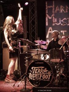 Terra Lightfoot, 12 June 2018, Midtown Arts Centre, Harrisburg, PA