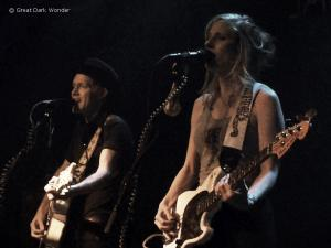 Whitehorse, 1 November 2017, Jammin Java, Vienna, VA